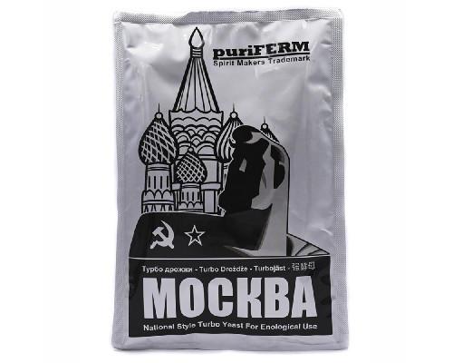 Турбо дрожжи Puriferm Москва Turbo, 140 гр