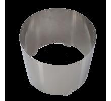 Кожух металлический для пресса, 6 л
