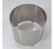 Кожух металлический для гидравлического  пресса 20 литров