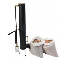 Коптильня холодного копчения (дымогенератор) ВОРОН 10 литров