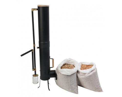 Дымогенератор ВОРОН для холодного копчения 10 литров