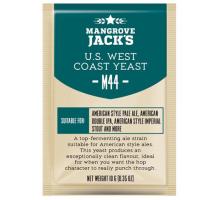 "Пивные дрожжи Mangrove Jack's ""US West Coast M44"", 10 г"