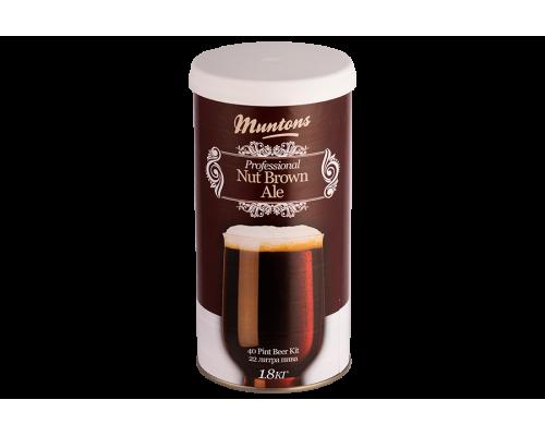 """Солодовый экстракт Muntons """"Nut Brown"""", 1,8 кг"""