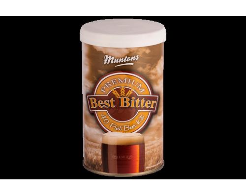 """Солодовый экстракт Muntons """"Bitter"""", 1,5 кг"""
