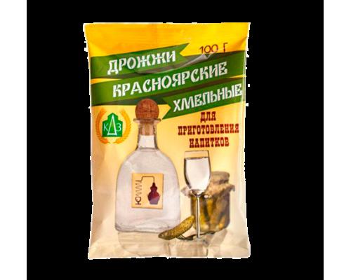 """Дрожжи """"Красноярские хмельные"""", 100 гр."""
