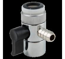 Переходник на кран, Ø7.8 мм (дивертор)