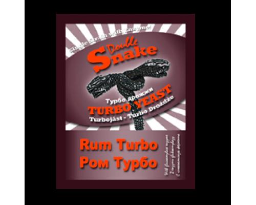 Турбо дрожжи Double Snake Turbo Rum Yeast, 70 гр.