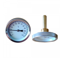 Термометр биметаллический 0-120 C