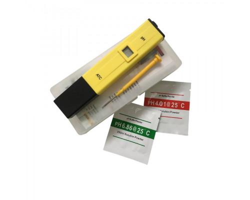 РН-метр, диапазон измерения pH: 0.00 – 14.00