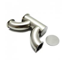 Джин-корзина У-образные отводы 1.5 кламп + зонтик (без хомута и прокладки)