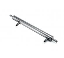 Доохладитель 25*20 мм (подключение крана 10 мм, охлаждение 10 мм)