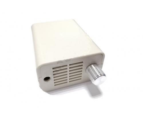 Регулятор напряжения 4кВт (белый, с вентилятором)