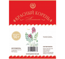 Набор трав и специй Красный корень Алтайский